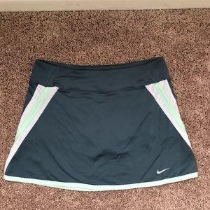 Nike Dri Fit Gray XL Tennis Skort